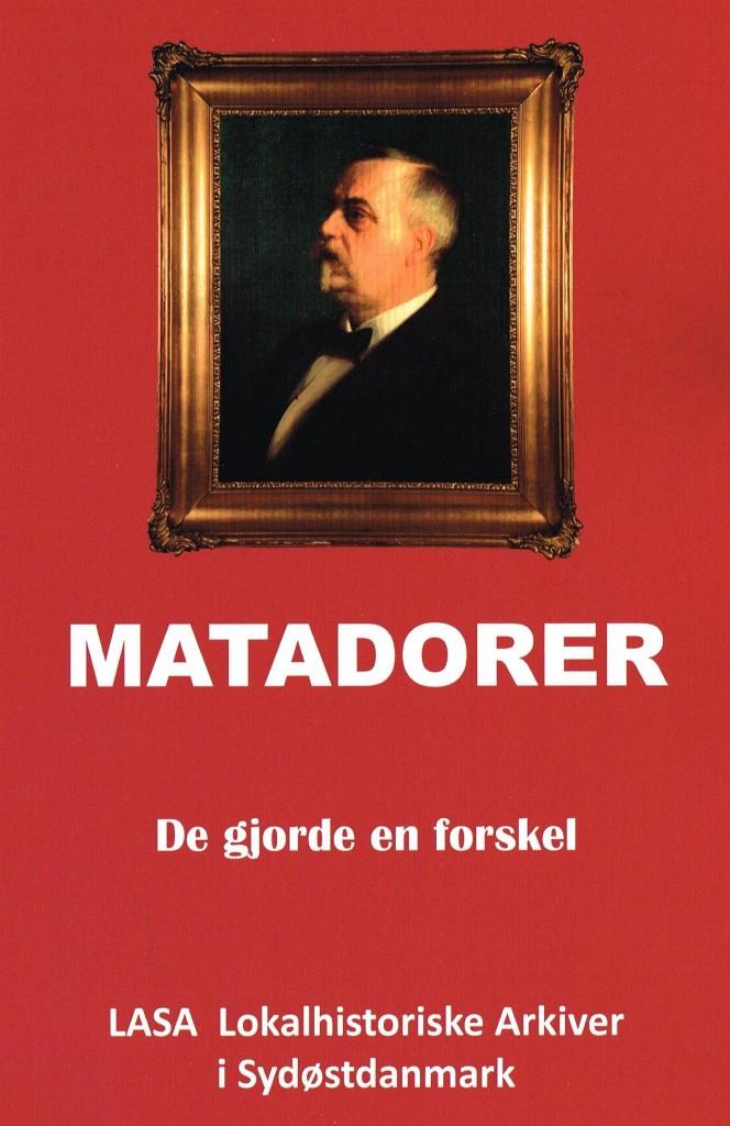 Matador-bog, plakat